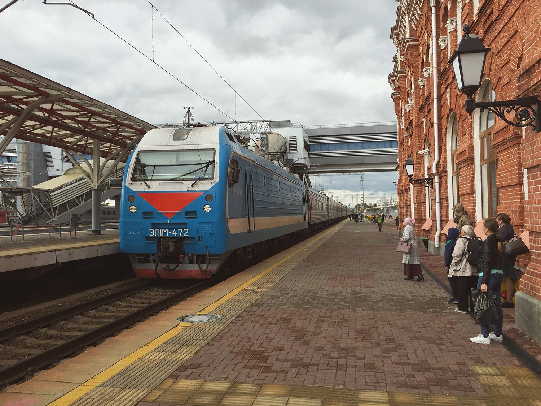 Viaje En El Transiberiano Moscu Vladivostok