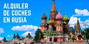 Alquiler De Coches En Rusia