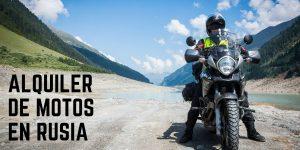 Alquiler De Motos En Rusia