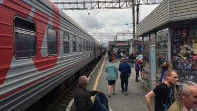 Como Es Viajar En El Transiberiano 7